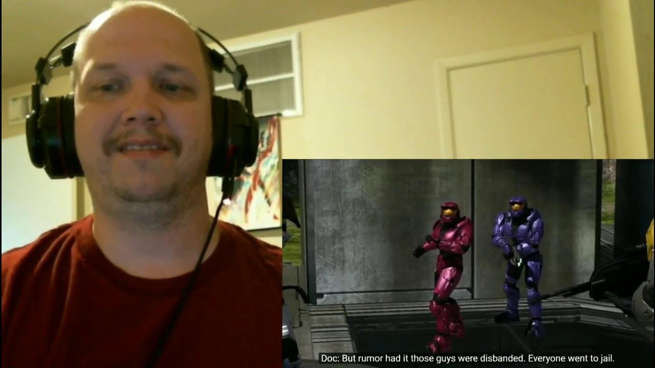 Download Blind Reaction:Red vs. Blue Season 8, Chapter 2