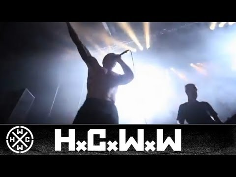 RAISED FIST - CITY OF COLD (OFFICIAL HD VERSION)