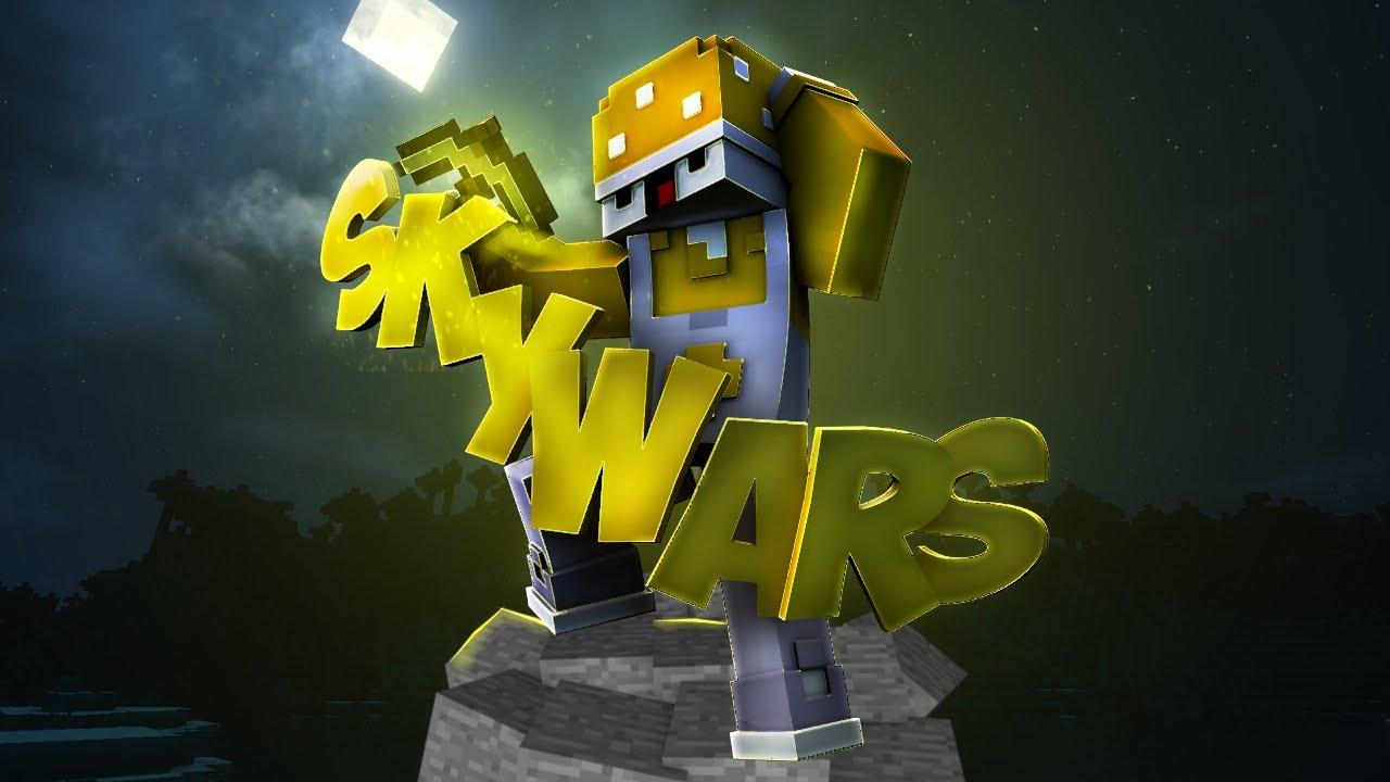 🍄 Minecraft SkyWars Game Play #1// IP Server:AEMINE.VN