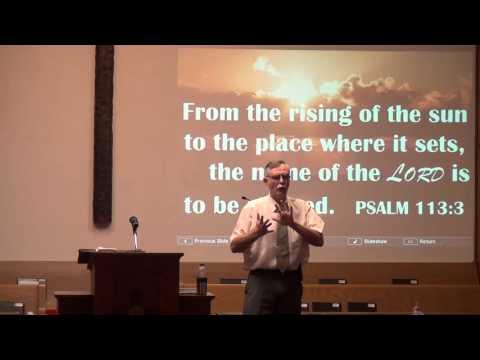 Community Church of Oak Orchard- Pastor Allen miller- 4/10/16