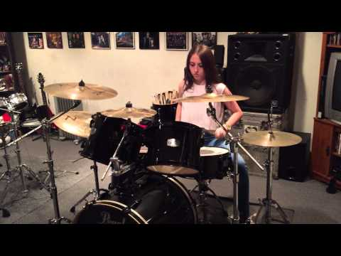 Heartbreaker- Drum Cover- Pat Benatar