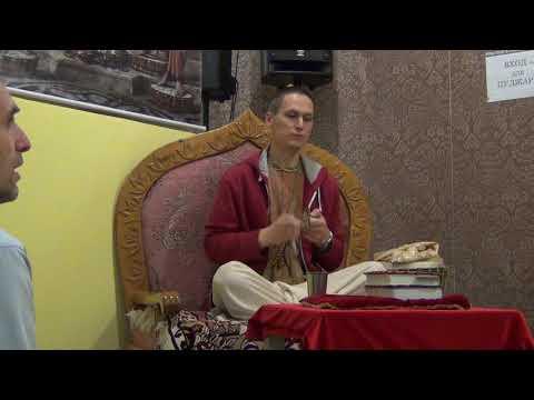 Шримад Бхагаватам 1.2.16 - Ачьюта прабху