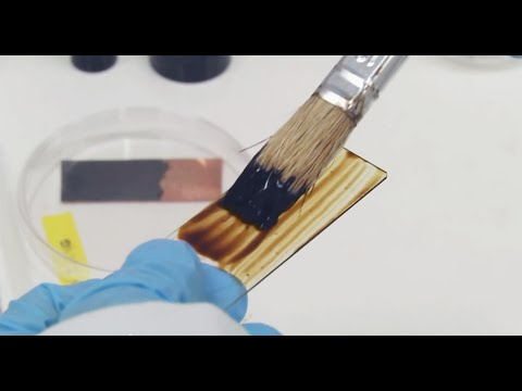 Graphene: The development of graphene paint