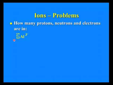 CSI Chem 101 Chapter 2 Isotopes and Ions JSG