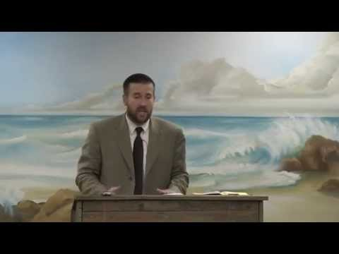 """""""Tithing in the New Testament"""" - Baptist Preaching from Faithful Word Baptist - Steven Anderson"""