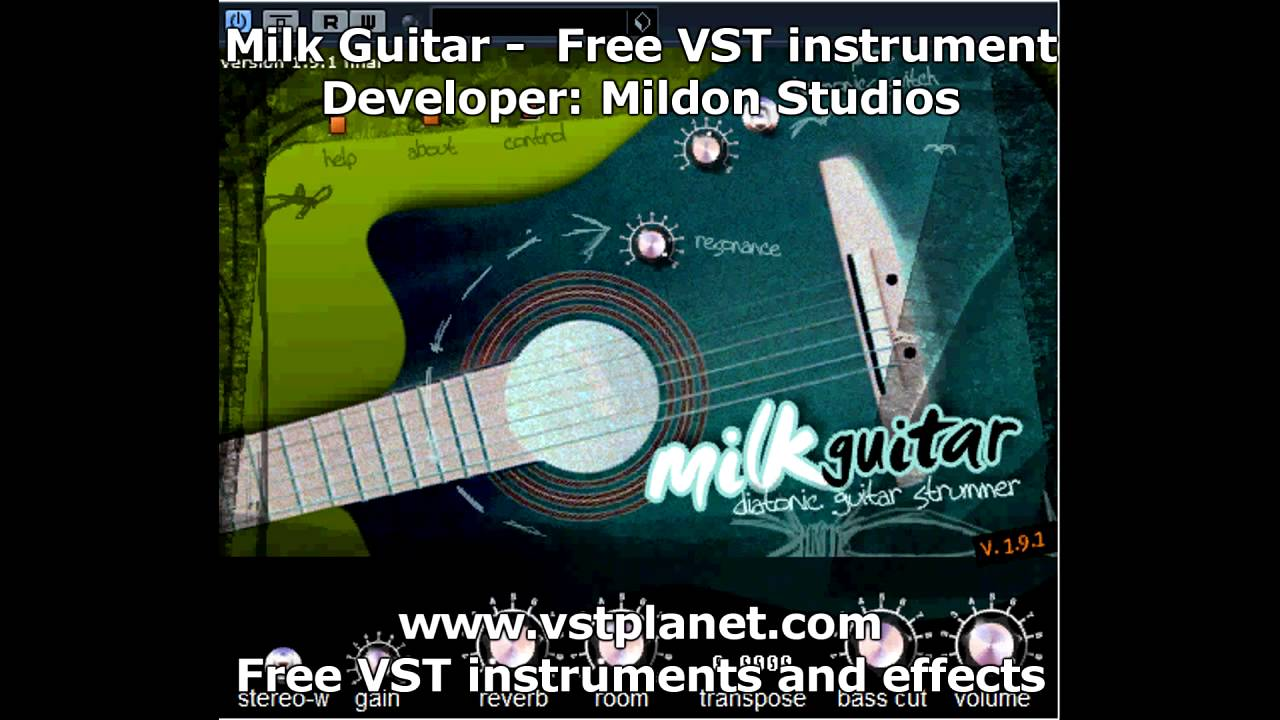 Free VST instruments / synthesizer software - VST Plugins