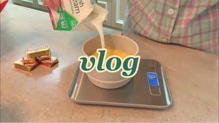 다이어트 얼그레이 스콘 baking vlog #5 | …