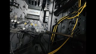 수서동 컴퓨터수리 전원이 안켜져요 메인보드 초기화
