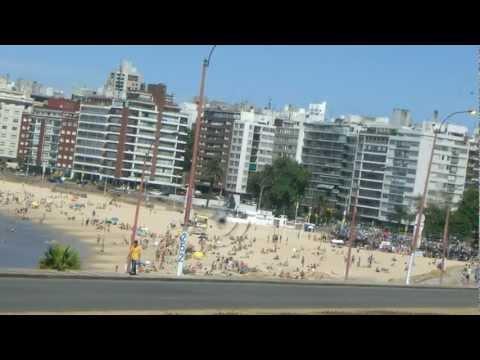 Uruguay. Montevideo. Punta Del Este. Colonia. South America. My Travels Neil Walker