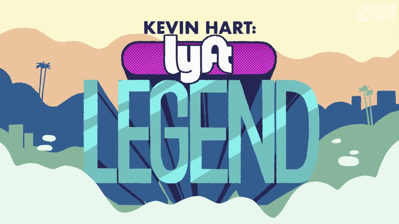 Season 2 Premiere | Kevin Hart: Lyft Legend | Laugh Out Loud Network