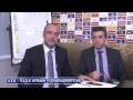 LIVE Αποκλειστικές συνεντεύξεις ΑΕΚ ποδόσφαιρο, Παρ. 03/11