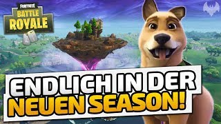 Endlich in der neuen Season! - ♠ Fortnite Battle Royale ♠ - Deutsch German - Dhalucard