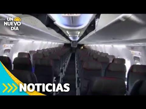 American Airlines Abre Sus Vuelos A Máxima Capacidad | Un Nuevo Día | Telemundo