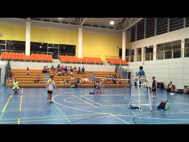 Chung k?t ??n nam RMIT Tournament 2015 Hi?u-Trung