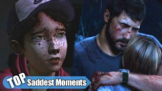 Top 10 Saddest Moments In Video Game | Saddest Moments In Gaming That made You Cry