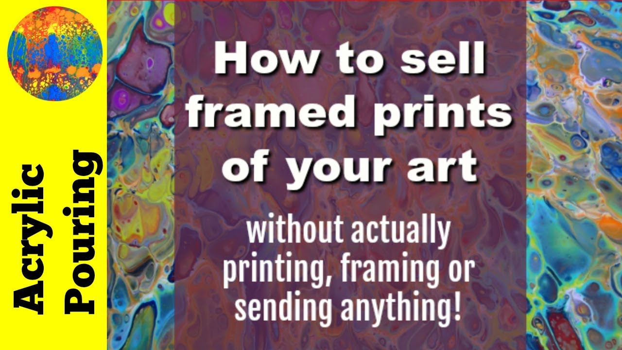 How To Sell Prints Of Your Art On Etsy Without Printing Anything
