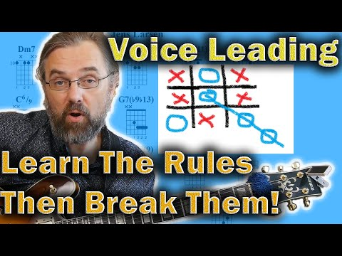 Voice Leading - Breaking a Few Rules