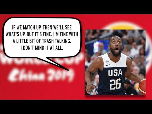 Serbian Coach Trash Talks Team USA Basketball Roster, Kemba Walker Responds