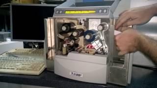 видео персонализация пластиковых карт