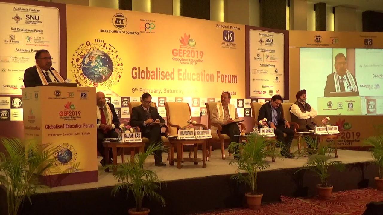 Globalized Education Forum on 9th February,2019 | Saraswati