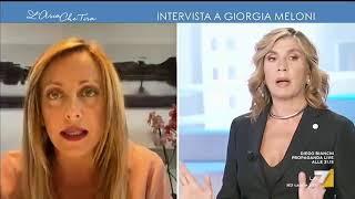 """Pieni Poteri, Giorgia Meloni: """"in Ungheria Non C'è Un Dittatore, La Differenza Tra Orban E ..."""