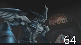 Final Fantasy VIII Walkthrough Part 64 - Omega Weapon Boss Battle HD
