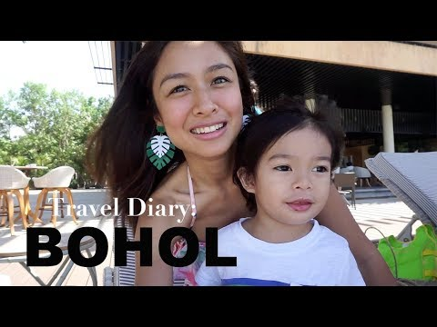 Travel Diary: Bohol (Amorita & Momo Beach) || Kelly Misa-Fernandez