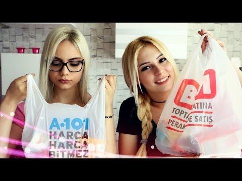 EYLÜLLE BİM VS A101 ABURCUBURLARINI KAPIŞTIRIYORUZ!!