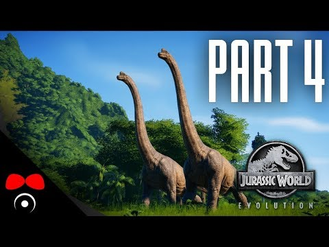 NOVÝ OSTROV! | Jurassic World: Evolution #4