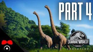 NOVÝ OSTROV! | Jurassic World: Evolution #4