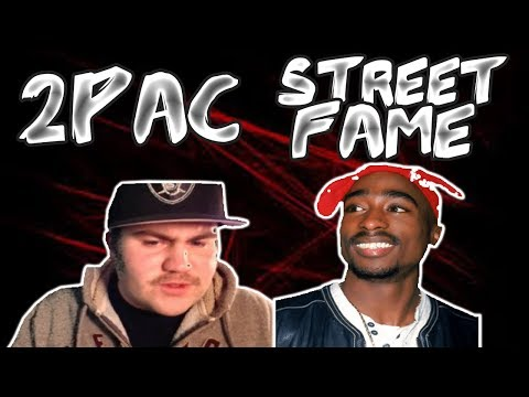 2Pac - Street Fame REALLY WANTED A CHANGE   Reaction