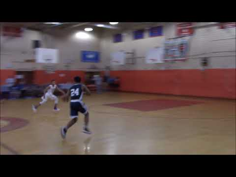 Nice Highlight with Andrew, Kendell and Tyler against Flushing - 02/15/18