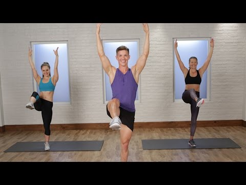 30-Minute Butt and Abs Pilates Bikini Workout | Class FitSugar Mp3