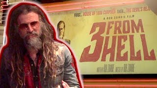 Rob Zombie's '3 From Hell' Star-Studded Screening In Los Angeles