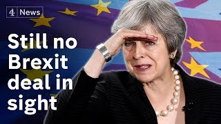 Stuck with EU: Will Brexit transition be extended?