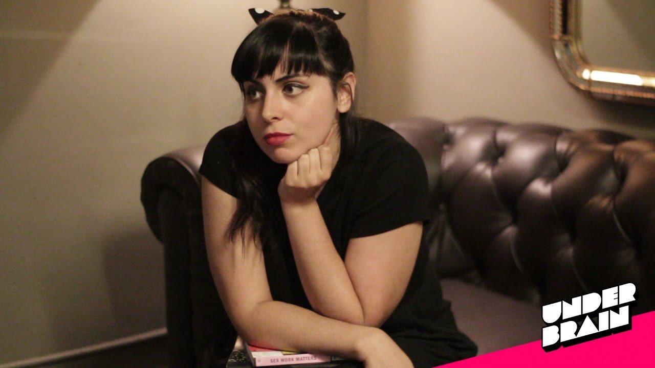 María Riot Entrevista Underbrain