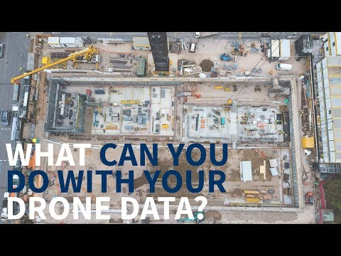Using your drone imagery in construction and survey