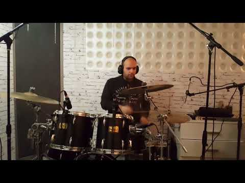 Phil Collins - Something Happened On The Way To Heaven (Drum Cover)