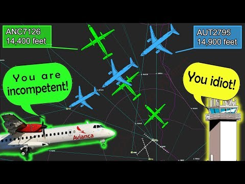 Aviation Blog - Jay Ratliff - Avianca and Austral ALMOST COLLIDE MIDAIR
