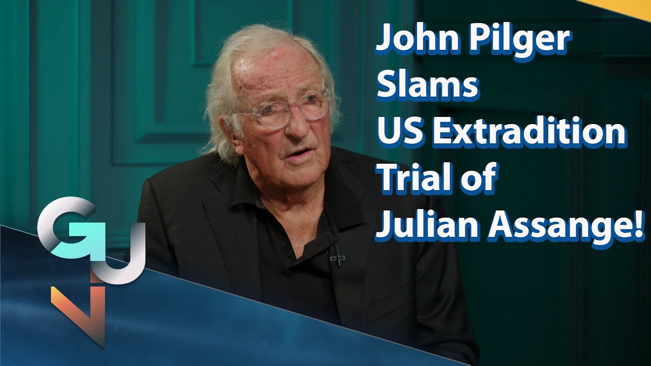 Download John Pilger: Julian Assange's Crimes Are Truth Telling & Making War Criminals Look in The Mirror!