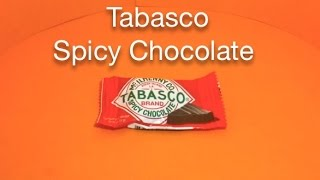This Spicy Chocolate is from Tabasco. Spiciness always bring out the chocolate flavour. Support this channel at https://www.patreon.com/prasanthk This video ...