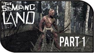 The Stomping Land Gameplay Part 1 - Tracking Down Dinosaurs