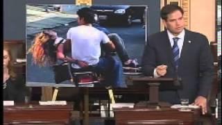 Rubio Delivers Floor Speech On Crisis In Venezuela