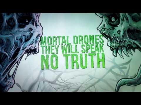 A Night In Texas - Mortal Drones feat. Mike & Casey of Angelmaker (OFFICIAL LYRIC VIDEO)