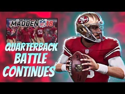 YOUNG PLAYERS SHINE!!! - Madden 18 49ers Franchise [PSW2, S1] - Ep. 3 - Ep. 1