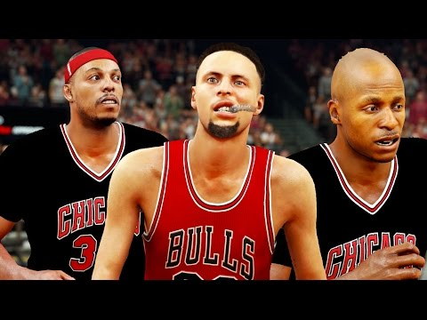 Would A Team Filled With The Best Three Point Shooters Ever Win A Championship? NBA 2K17 Challenge
