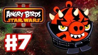 Angry Birds Star Wars 2 - Gameplay Walkthrough Part 7 - Darth Maul! 3 Stars! (iOS/Android)