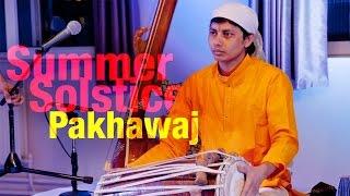 Pratap Balasaheb on Pakhwaj - Indian Classical Music