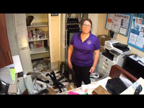 La Progresiva School burglarized