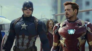 Первый мститель: Гражданская война — Промо
